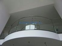 barandillas cristal templado