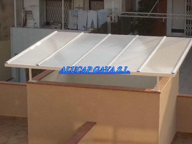 Productos en aluminio y hierro carpinter a de aluminio for Persiana claraboya