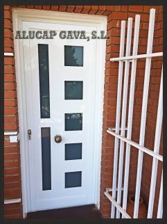 puerta de entrada diseño