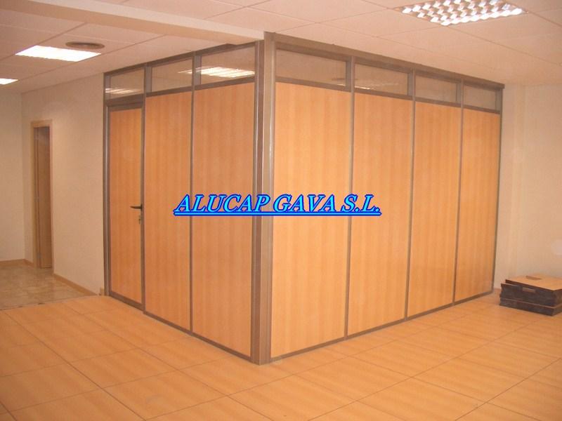 Crea tu propio espacio carpinter a de aluminio for Cerramientos oficinas