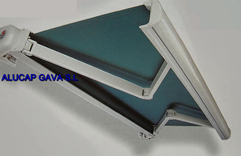 Toldos carpinter a de aluminio for Fabrica de brazos invisibles para toldos