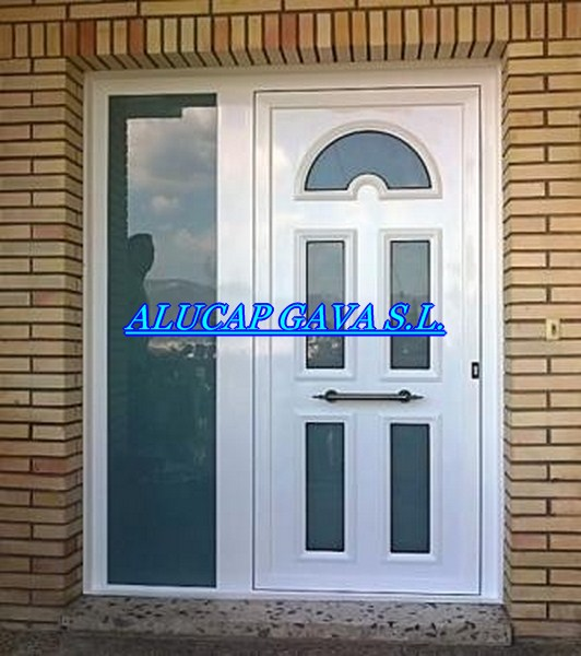 Empresa carpinter a de aluminio for Puertas metalicas precios